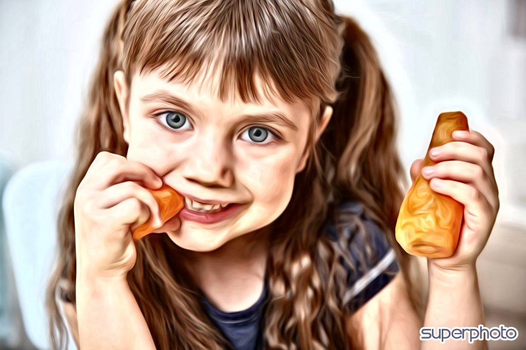 girl-with-carrot-for-health